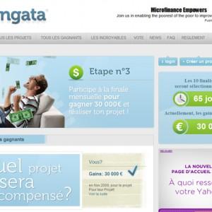 Moongata.com : présentez vos projets en vidéo et gagnez jusqu'à 30 000€ !