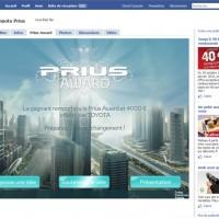 Toyota Prius Award : partagez vos idées écolos !