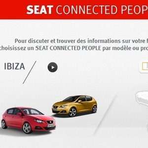 SEAT lance sa plateforme sociale «Connected People»