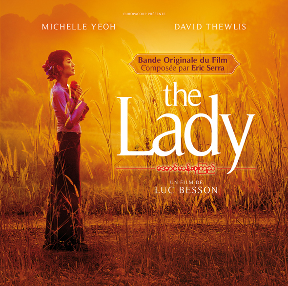 "Eric Serra signe la BO de ""The Lady"" de Luc Besson"