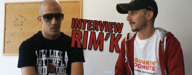 Interview de Rim'K du 113