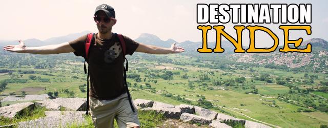 Destination INDE avec D-World