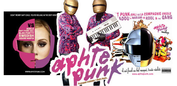 aphte punk remie daft punk