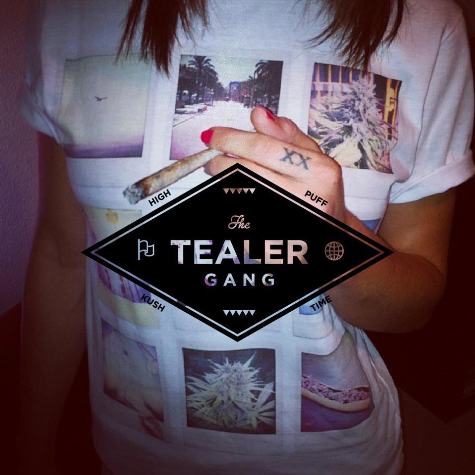 """Clip """"On drugs"""" de Tealer : passe passe le clip !"""
