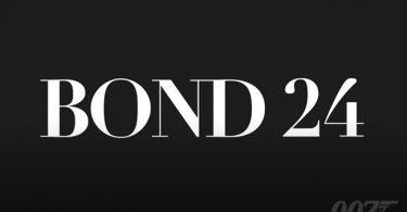 james bond 24
