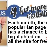 Lancement de la V2 de BeMyFanOnFacebook.com