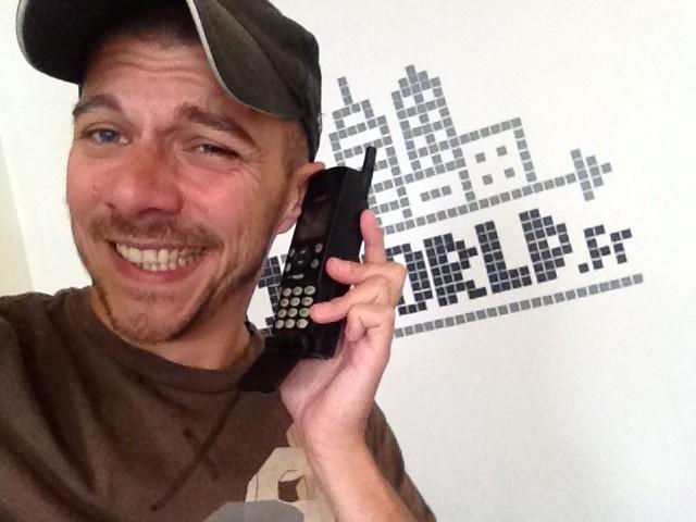 InstaShopping #3 : le téléphone GSM Vintage