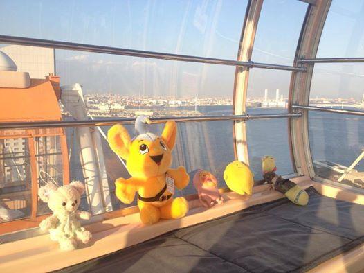 Unagi Travel fait voyager vos plushs au Japon