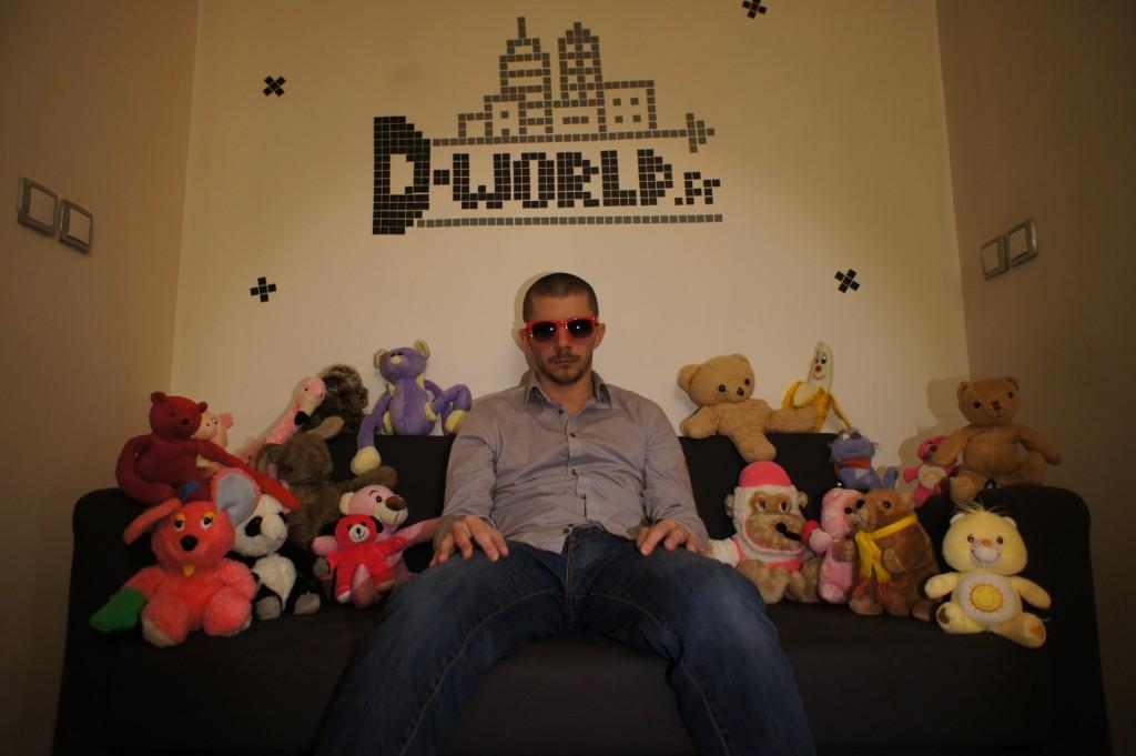 Plushs : une web serie de D-World