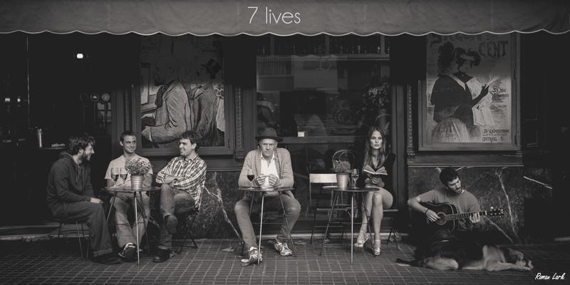 7 lives roman lark