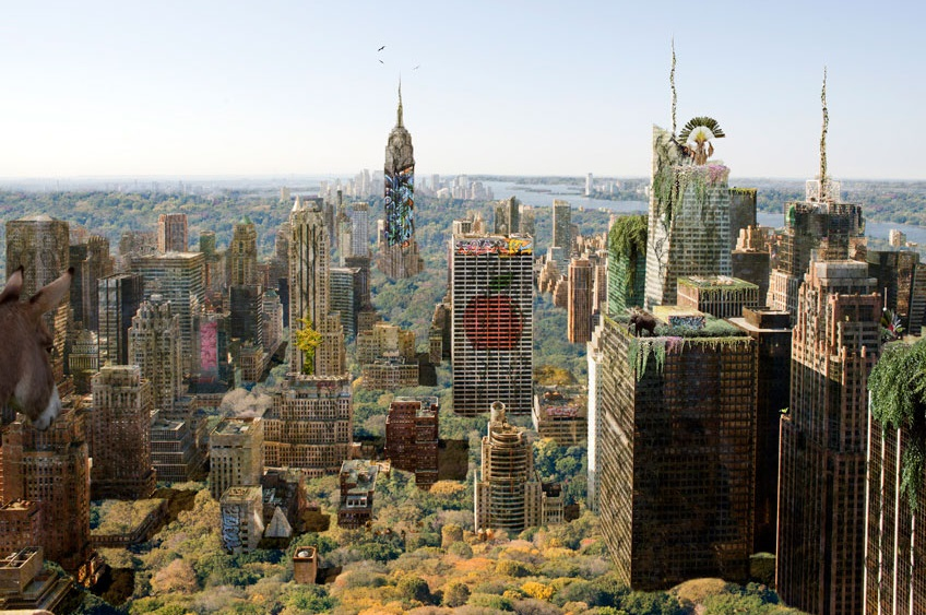 New York City - Manhattan version jungle