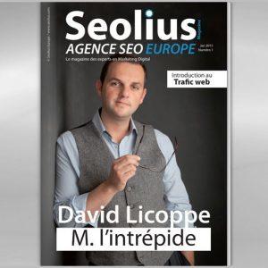 Seolius Magazine, LA nouvelle publication du digital