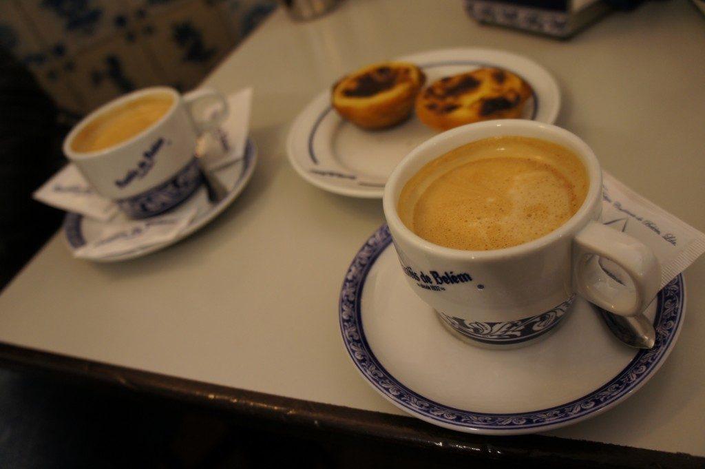 pasteis de belem lisbonne portugal