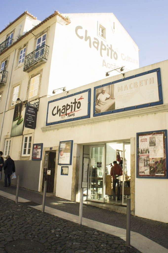 restaurant chapito lisbonne portugal
