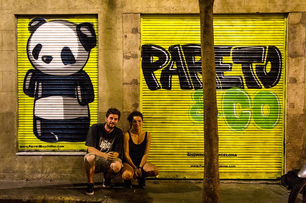 graff tienda pareto and co barcelona