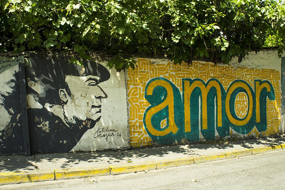 street art santiago du chili