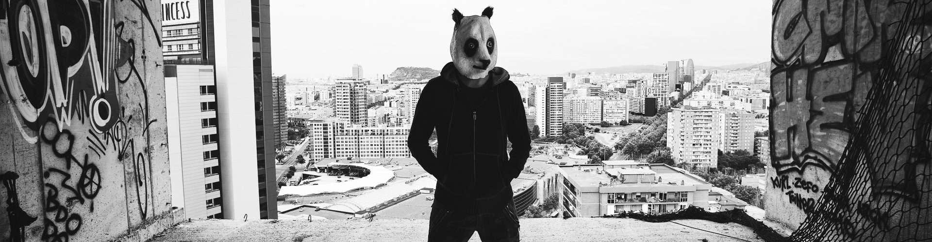 Panda urbex - Crédits : Gauvin Pictures