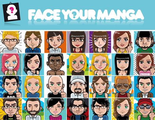 comment créer un avatar manga