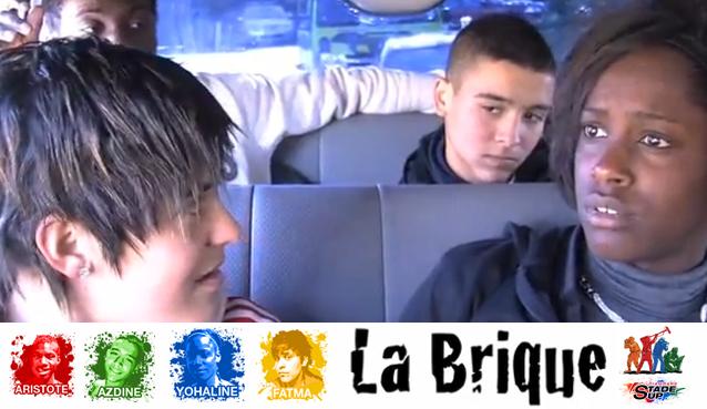 """""""La Brique"""" : une web série au coeur de la Coupe du Monde"""