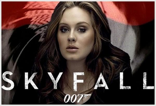 Adele interprète la BO de Skyfall, le nouveau James Bond