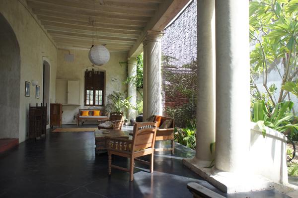 Pondichery, le charme de l'ancienne colonie française (Villa Helena)
