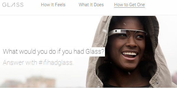 Google Glass : THE next big thing !