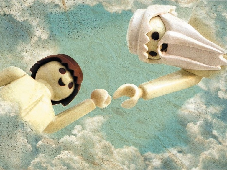 photo art playmobil