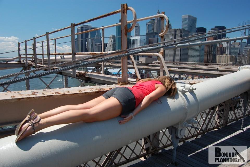 Planking et autres tendances photos débiles