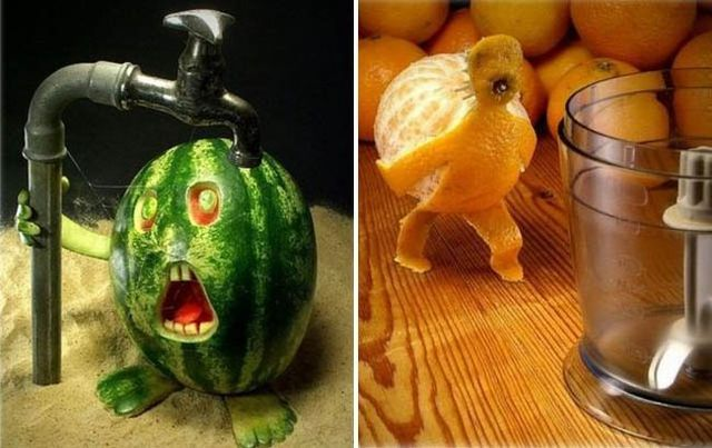 photo food art