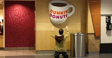 dunkin donuts france