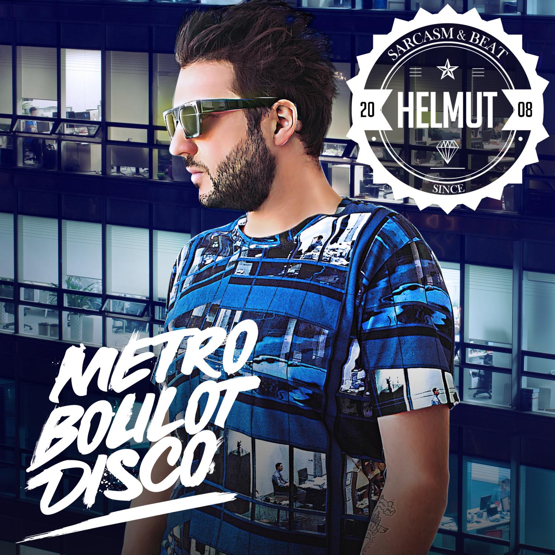 metro boulot disco : nouveau single d'Helmut Fritz