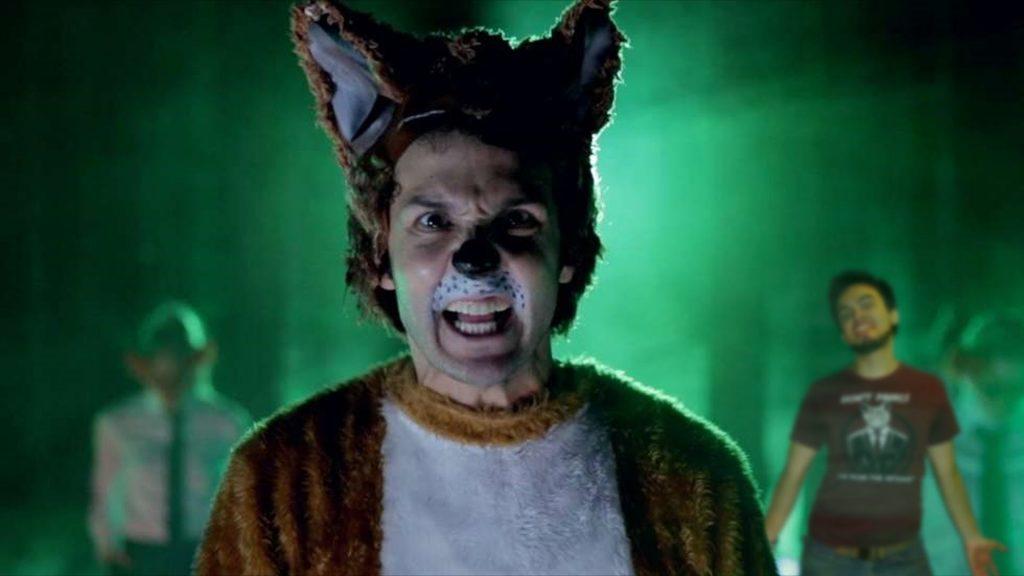 the fox ylvis