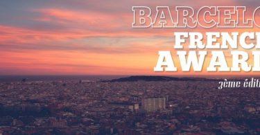 barcelona french awards