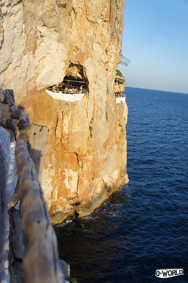 Cova d'en Xoroi - Minorca