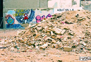 street art el born barcelone