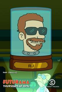 Futurama Head In a Jar Creator