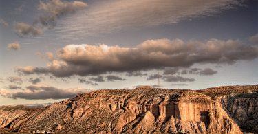 desert almeria espagne