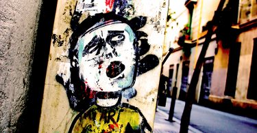 street art barcelone gracia