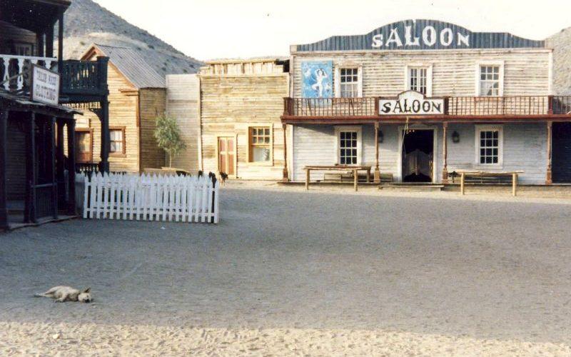 desert almeria western