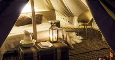 glamping barcelone