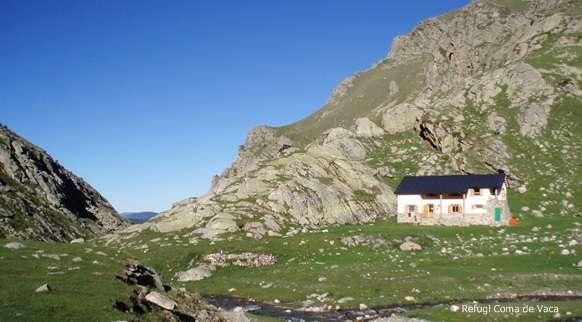 refuge pyrenees gerona