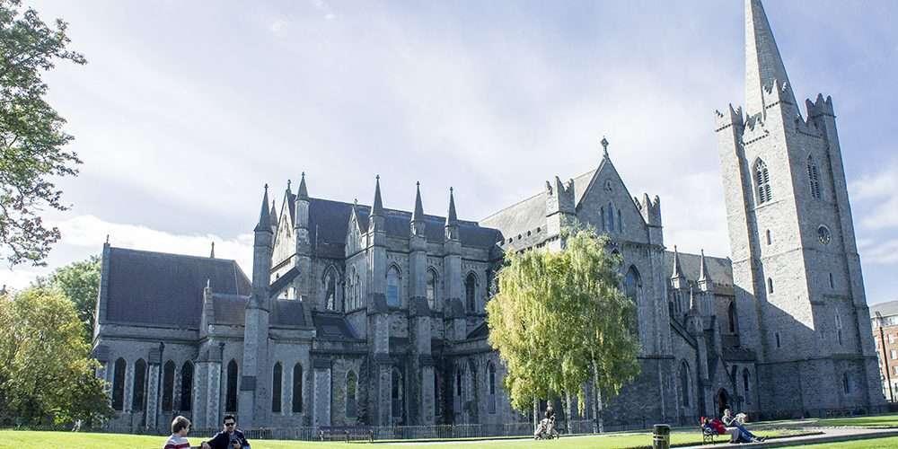 église saint patrick dublin
