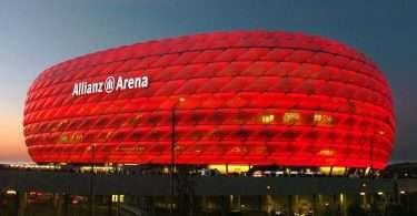 stade allianz arena