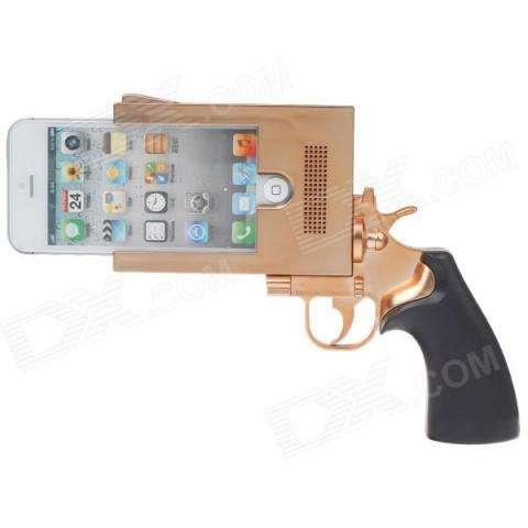 coque pistolet