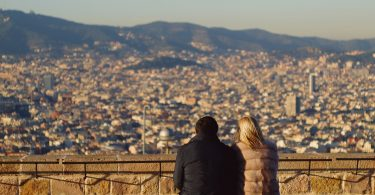touristes a barcelone