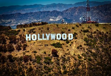 insigne hollywood en californie
