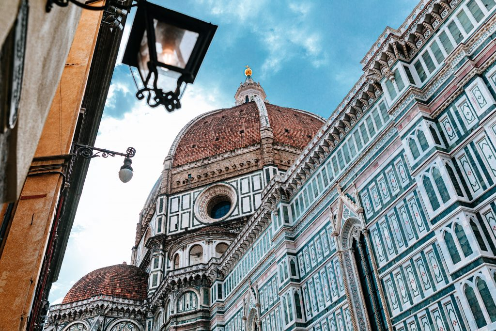 place del duomo florence