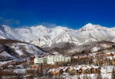 skier aux etats-unis